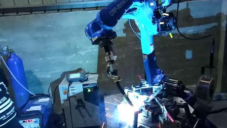 家具焊接A1 CRP机器人