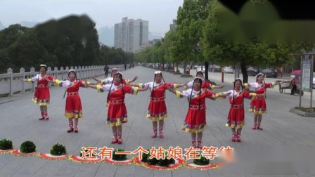 2016年3月28日广场舞大化榕树之声留客歌