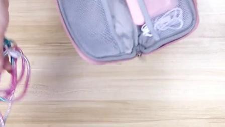 君晓天云苹果mac笔记本Macbook电脑pro滑鼠air充电器宝头数据线小米配件随身硬碟包电源线数码整理可携式收纳包盒袋子