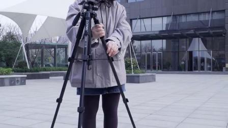 君晓天云手机直播支架带补光灯话筒自拍多功能三脚架快手主播多机位两个户外落地式拍照录像通用拍摄网红设备全套架子