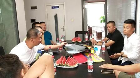 民建哈尔滨道外四支部深入调研企业——黑龙江省祥吉塑编包装有限公司