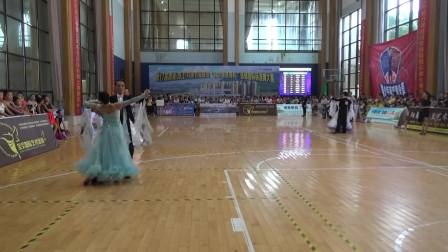 """广东阳江海陵岛""""恒大御景湾杯""""首届国际标准舞大赛"""