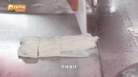 食为先:广州哪里可以学习制作石磨肠粉?