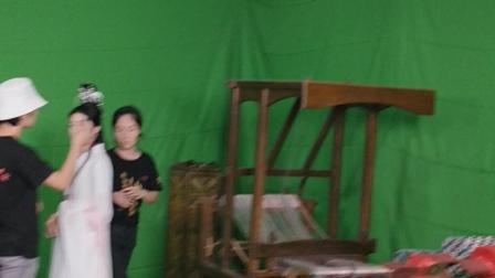 儿童电影拍摄现场