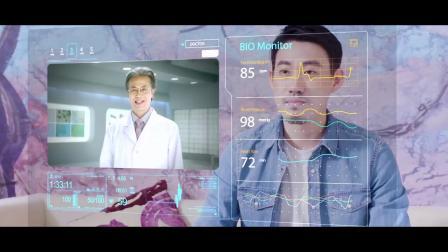 君晓天云ecg监测血压心脏心电图ppg心率报警心跳智能手环运动健康医疗级男手錶女多功能检测仪苹果通用OPPO小米4华为