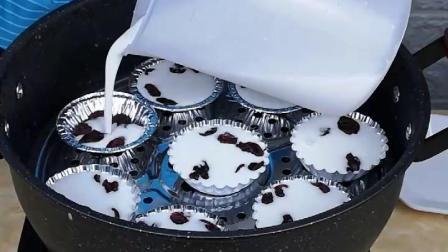 烘焙模具圆形菊花盏 蛋糕锡纸杯一次性蛋挞杯铝箔盏250个锡纸底託