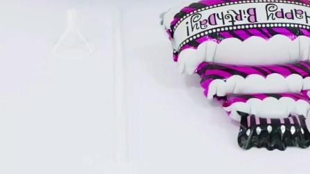 影片游戏控制器铝箔气球 主题派对趴体场地装饰男孩宝宝生日布置
