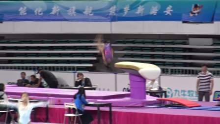 贾若怡 - Jia Ruoyi (石家庄) VT PT 2nd Youth Games 2019 太原