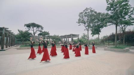 单色舞蹈(郑州)二七馆中国舞一阶教练班学员作品