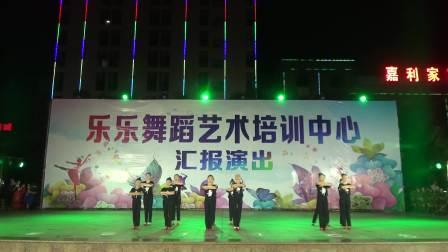 2019乐乐舞蹈艺术培训中心汇报演出