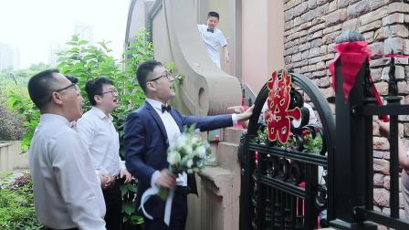 2019.6.2希尔顿大酒店婚礼电影|高登印象