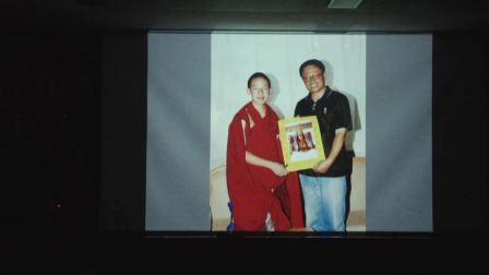 著名摄影家成卫东榆林大型摄影讲座(一)