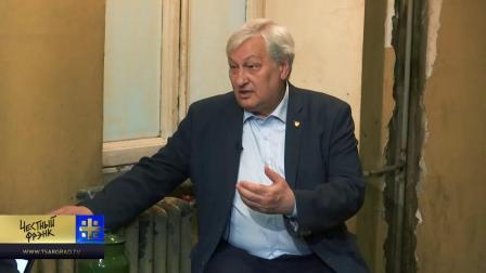Решетников о русских разведчиках, ЦРУ и большой политике