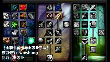 魔兽世界1.13怀旧经典服兽王猎一键宏教学