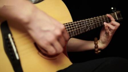音乐人张紫宇指弹演奏《教父》主题曲《柔声倾诉》詹尼吉他赞助