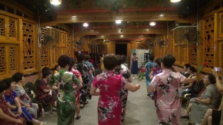 瑞安市70年代初女运动员湖岭双溪寨两日游2019.7.27-7.28