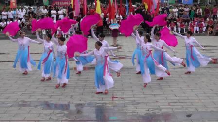 广场舞:我的祖国