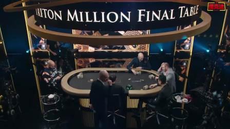 德州扑克:2019传奇扑克百万英镑慈善赛国人藏书奴夺冠FT08