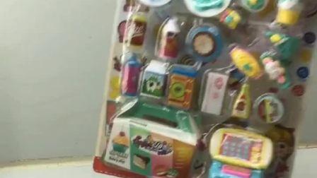儿童扮家家酒迷你西点西餐厅收银机专卖店可乐蛋糕当老闆卖东西玩具
