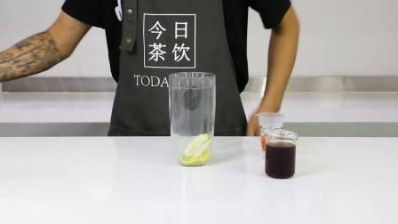 蜜桃大咖——今日茶饮免费奶茶培训 饮品配方做法制作教程