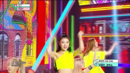 ITZY - ICY (190810 MBC Show Music Core)