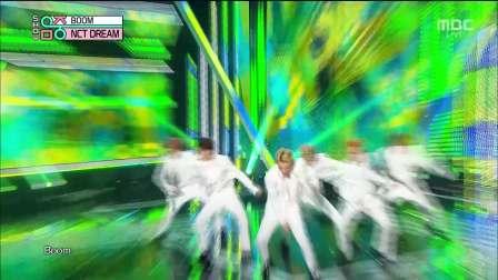 NCT DREAM - BOOM 190810 MBC Show 音乐中心
