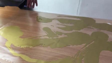 君晓天云办公室企业文化墙贴纸 学校班级教室寝室创意励志墙贴洪荒之力