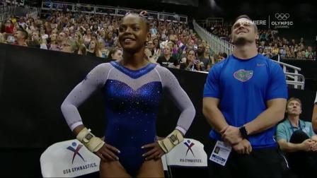 2019年 全美锦标赛 女子成年组 Day 2(Olympic Channel版)