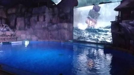 20190728暑假带宝贝芜湖方特水上世界、梦幻王国、大白鲸海洋馆之旅