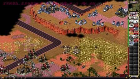 红警2.尤里的复仇.美苏争霸苏军篇.任务包.战役.第6集