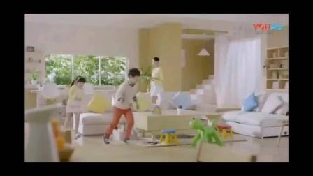 【中国大陆广告】2016年 CCTV1 娃哈哈爱迪生奶酪酸奶广告