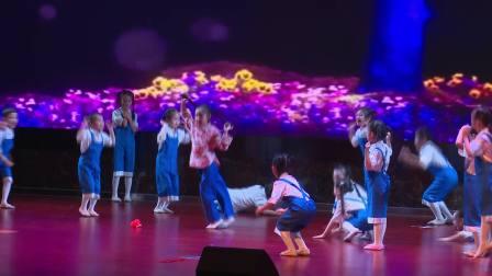 兰州新区舞弦舞蹈培训学校庆祝新中国成立70周年暨教学成果汇报演出