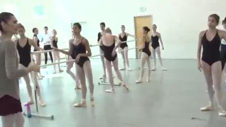 Miami City Ballet School-2018年夏训-高级班-Arantxa Ochoa