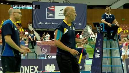 LIVE World Seniors Championships 2019 - Finals  BWF 2019