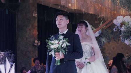 水木视觉 | 2019.06.08金玉满堂婚礼⎡KUN & YAO⎦