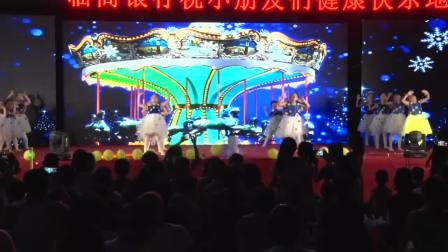 潍坊市奎文区阳光贝贝幼儿园2019年大班毕业典礼