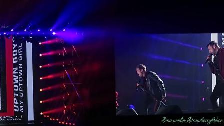 【Strawberry Alice】西城男孩Westlife20周年世界巡回演唱会上海站 - 全场,2019-08-16 国家会展中心(上海)虹馆EH