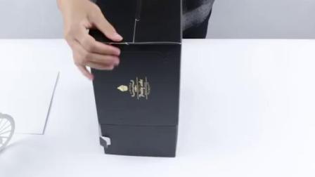 奥比岛4寸6寸8寸10寸12寸加厚白卡手提生日蛋糕盒提供QS订製LOGO