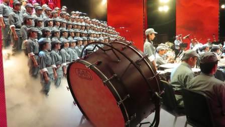 鲁东大学艺术学院鲁艺合唱团《胶东进行曲》