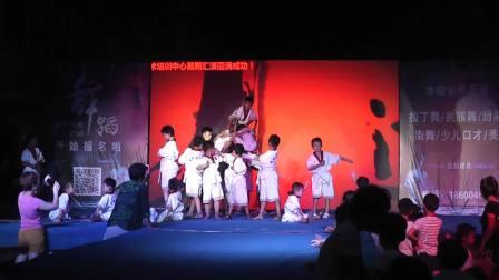 上蔡县齐海乡联邦艺术培训中心2019年综艺盛典大型演出