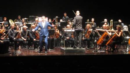 弗洛雷兹《啊,升起吧太阳》古诺歌剧《罗密欧与朱丽叶》2019年8月9日西班牙佩拉拉达城堡音乐节 - Ah leve-toi soleil