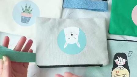 韩国小清新手机包ins少女心手拿手腕零钱包2019新款夏天可爱百搭