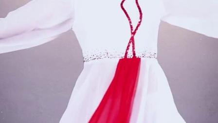 君晓天云儿童口才专业教学快板红绸竹板小广场舞学生表演舞蹈道具一付4片