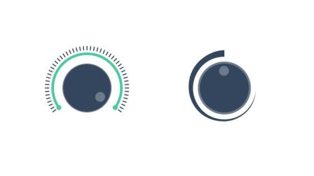 AE模板-公司企业信息数据统计图动画元素包