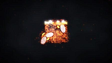 Fire火焰特效标志