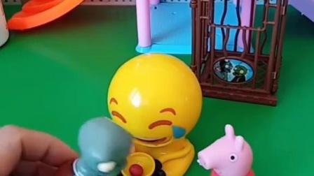宝宝喜欢玩具:佩奇的套路太深了