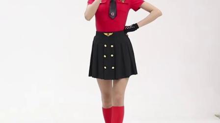 君晓天云水兵舞服装女套装新款广场舞女夏季演出舞蹈团杨丽萍跳舞衣服短袖
