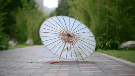 君晓天云毕六福油纸伞 中国风装饰道具舞蹈演出伞 生日礼物cos古风工艺伞