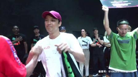 街舞选手LIL MIKI斩获HIPHOP冠军,此乃实至名归,祝贺! 2019KOD街舞大赛 20190824