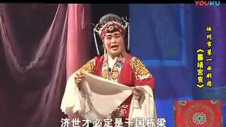 曲剧  嘉靖宫变 史东辉 商秋凤主演 汝州市第一曲剧团演出_标清